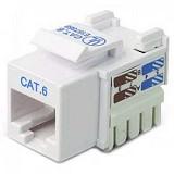 BELKIN Cat. 6 Keystone Jack [R6D026-AB6-WHT] - Modular Jack